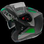 Casco MT Helmets modular Atom Quark A6