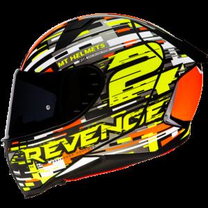 Casco MT Helmets Revenge 2 Baye