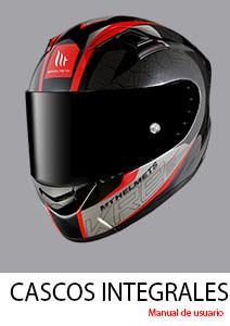 Portada de cascos de moto Integrales