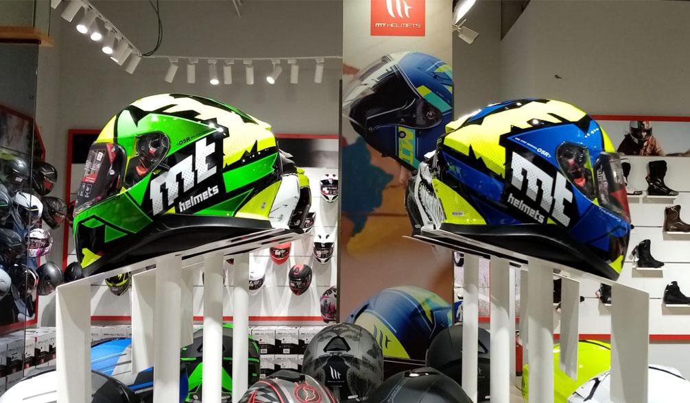 Cascos de Moto MT Helmets